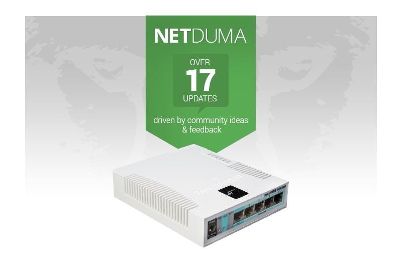 set up the Netduma R1 router