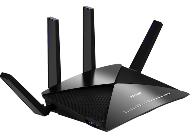 Netgear AD7200 Smart Wi-Fi router