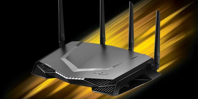 Netgear XR450 router login